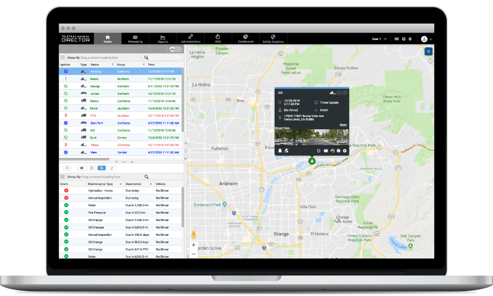 Vehicle Tracking Macbook Us